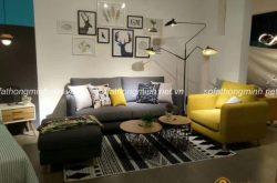 Xu hướng chọn sofa giường 2 trong 1 cho phòng khách kiêm giường ngủ trong nhà