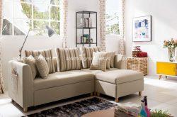 Sofa giường thông minh cho căn hộ chung cư đầy tiện lợi, tiết kiệm chi phí
