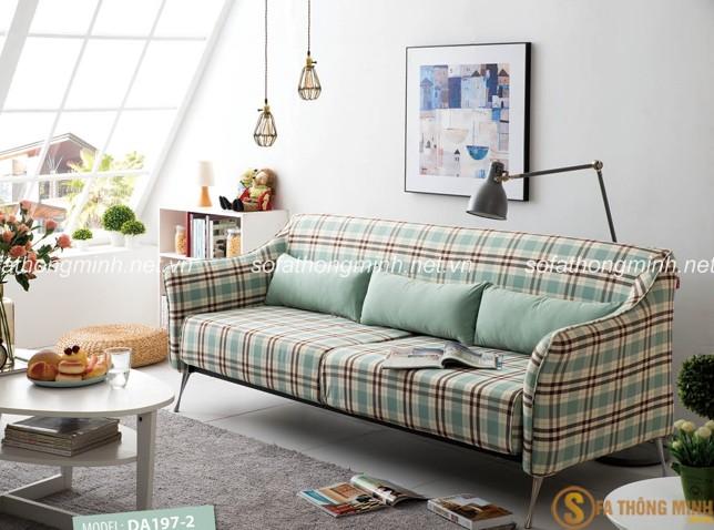 Thiết kế sofa giường đa năng - thông minh cho phòng khách