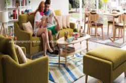 Đừng bỏ qua những mẫu sofa giường nằm cho phòng khách đa năng và hiện đại
