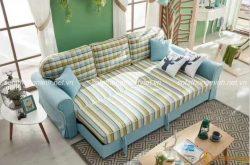 Nên chọn sofa giường nhập khẩu mang đến độ bền và phòng khách sang trọng