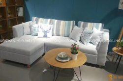 Nên chọn sofa giường cao cấp mang lại độ bền cho phòng khách sang trọng