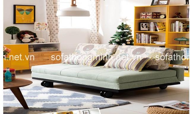 Sofa giường nhập khẩu rất đa năng