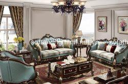 Những mẫu Sofa cổ điển nhập khẩu đậm chất hoàng gia quý tộc tại Hà Nội