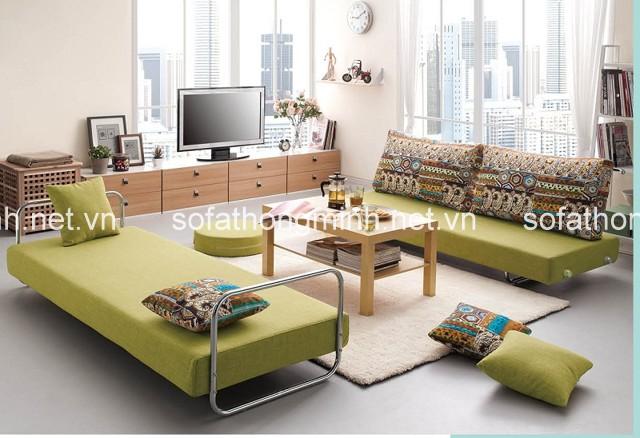 chọn sofa giường phù hợp với không gian sống của ngôi nhà