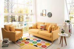 [Bật mí] Kinh nghiệm bảo quản sofa giường cho phòng khách luôn bền đẹp theo thời gian