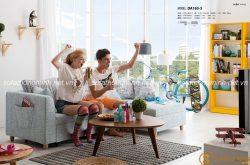 Kinh nghiệm chọn và bố trí sofa phòng khách nhỏ cho không gian hài hòa