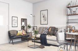 Kinh nghiệm chọn mẫu sofa cho phòng khách nhỏ thoáng mát