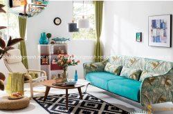 Sofa đơn nhỏ – Nội thất không thể thiếu cho phòng khách nhỏ hẹp