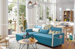 Xu hướng sử dụng sofa giường thông minh mang đến ưu điểm nổi bật