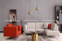 Đừng bỏ qua với mẫu sofa hiện đại trong trang trí phòng khách nhà ống