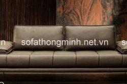 Giúp bạn cách bảo quản ghế sofa giường bọc da cao cấp cho phòng khách được bền lâu