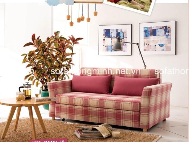 Mua ghế sofa giường đa năng là sự lựa chọn phù hợp nhất cho phòng khách nhỏ