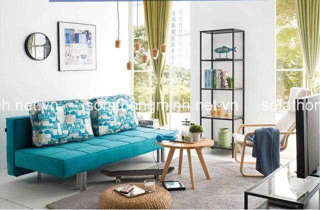 Sofa giường thông minh hay còn gọi là sofa giường đa năng là dòng sản phẩm được ưa chuộng rất nhiều tại Việt Nam