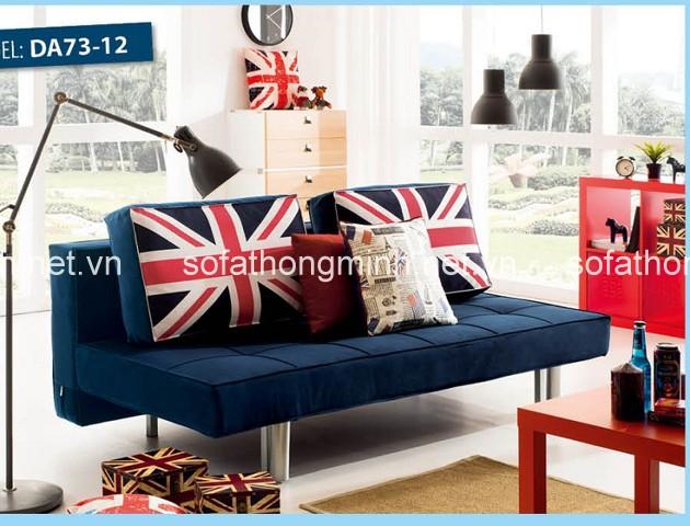 Sofa giường thông minh giúp mang tới không gian nội thất mỗi gia đình sang trọng, lịch lãm, hiện đại và tiện nghi