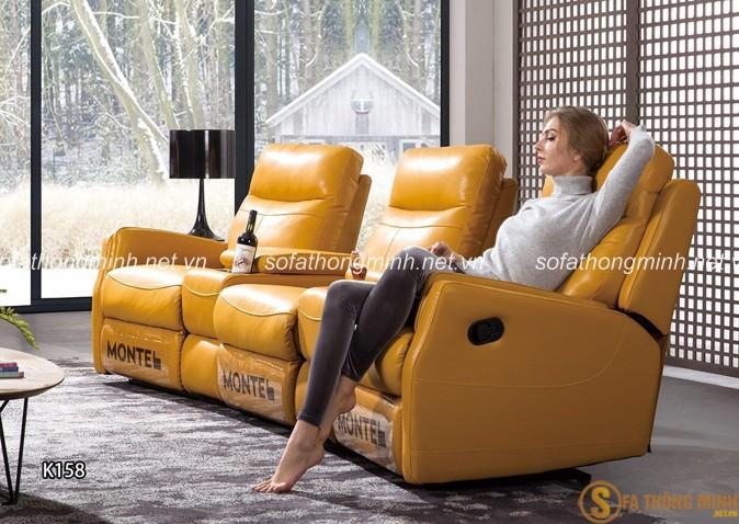 Theo các chuyên gia phong thủy thì không nên đặt ghế sofa đối diện với hướng cửa chính