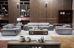 Bí quyết chọn sofa phòng khách cho căn hộ 3 phòng ngủ tại các chung cư cao cấp