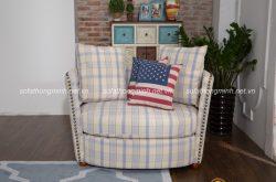 Đặt ghế sofa đơn thích hợp nhất tại những vị trí nào trong gia đình