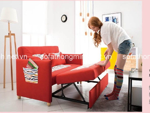 Bạn dễ dàng kéo ra kéo vào rất thuận tiện nhưng không hề làm mất đi vẻ sang trọng của chiếc ghế sofa