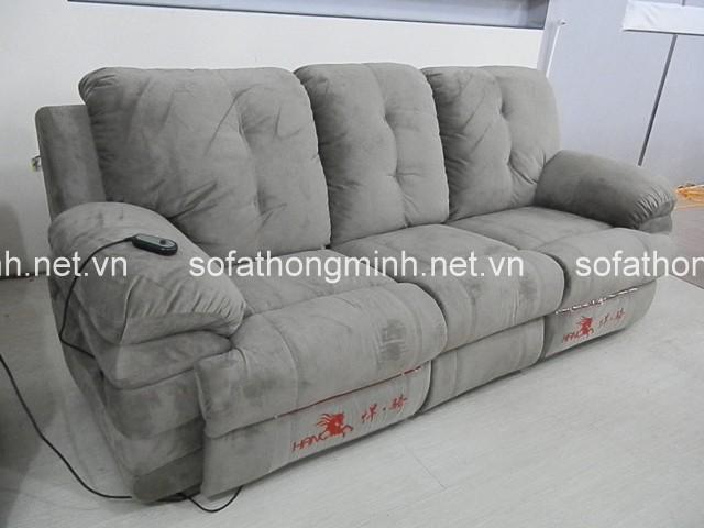Sofa văng cho phòng khách nhỏ đơn giản, hiện đại