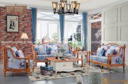 Lưu ý khi kết hợp giữa sofa phòng khách và rèm cửa cho nội thất đẹp