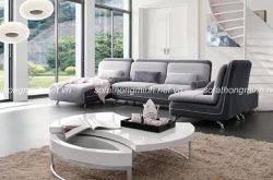 Đừng bỏ những mẫu sofa màu xám lịch lãm cho phòng khách