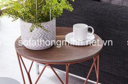 Gợi ý cho bạn chất liệu bàn trà sofa cho phòng khách gia đình