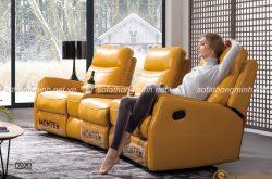 Chọn mẫu sofa phòng khách êm ái và thoái mái cho gia đình