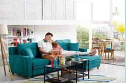 Địa chỉ mua sofa nỉ cho phòng khách đẹp và chất lượng giá rẻ tại Hà Nội