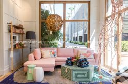Chọn những mẫu sofa đẹp cho phòng khách nữ tính nhẹ nhàng